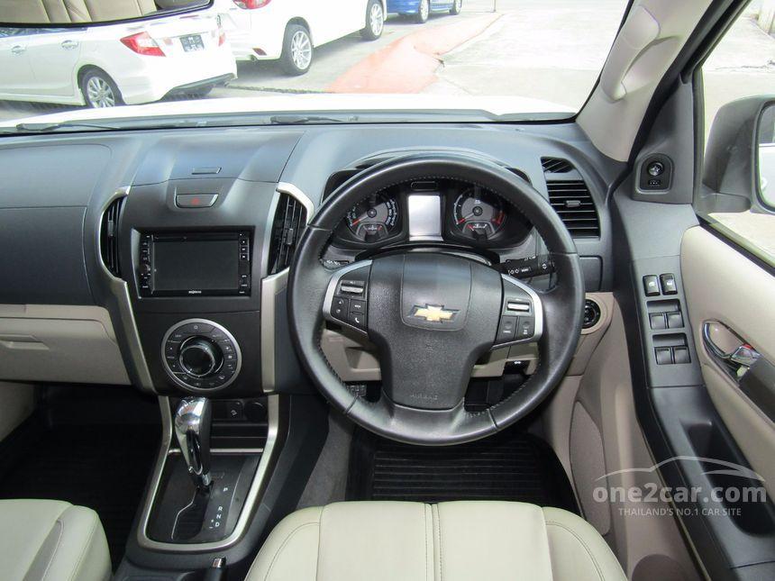 2012 Chevrolet Trailblazer LTZ 1 SUV