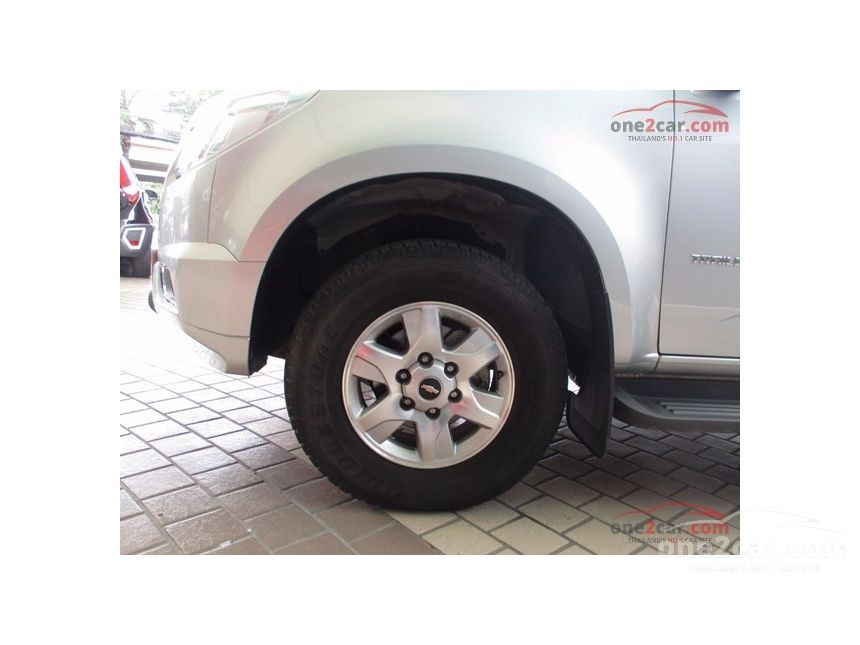 2014 Chevrolet Trailblazer LTZ SUV