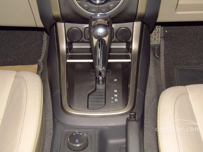 2013 Chevrolet Trailblazer LTZ SUV