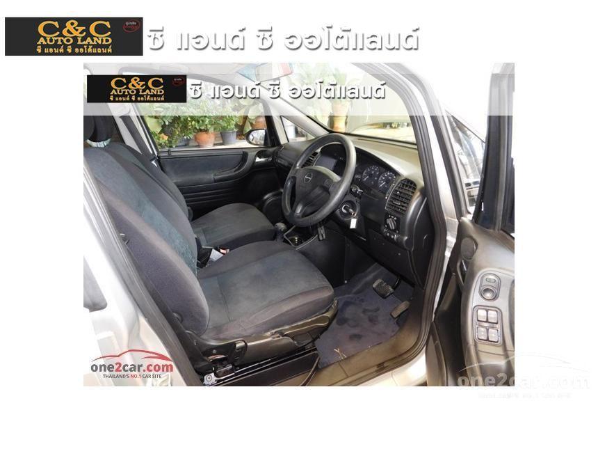 2003 Chevrolet Zafira CD Wagon