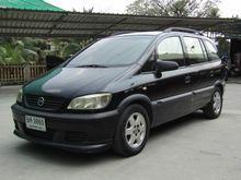 2003 Chevrolet Zafira (ปี 00-06) CD 1.8 AT Wagon