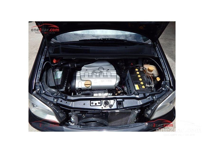 2004 Chevrolet Zafira CD Wagon