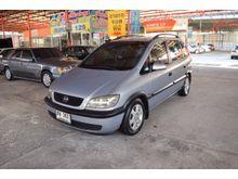 2001 Chevrolet Zafira (ปี 00-06) CDX 2.2 AT Wagon