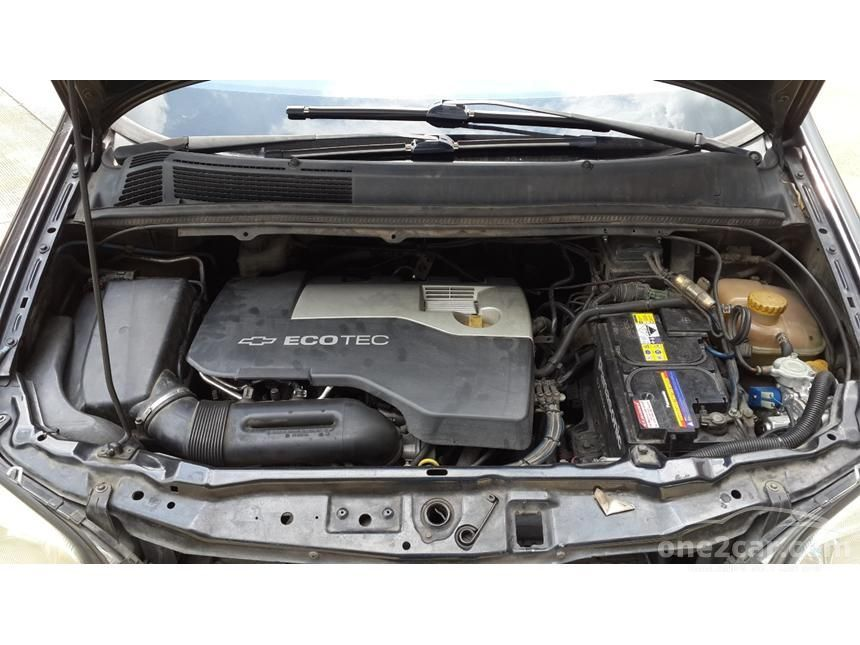 2003 Chevrolet Zafira CDX Wagon