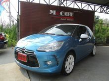 2011 Citroen DS3 (ปี 10-15) So Chic 1.6 AT Hatchback