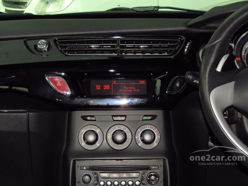 2012 Citroen DS3 So Chic Hatchback