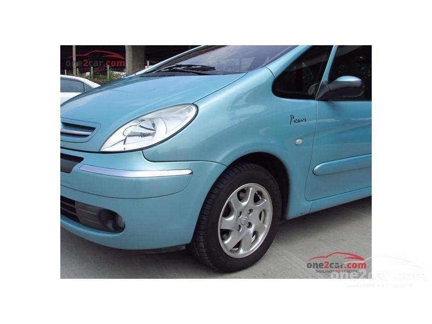 2005 Citroen Xsara Picasso Hatchback