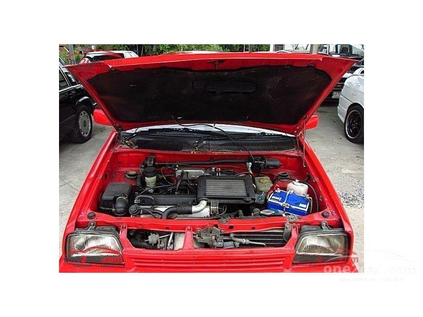 1992 Daihatsu Mira 3Dr Hatchback