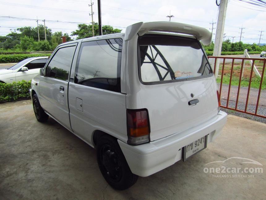 1995 Daihatsu Mira Mint Hatchback
