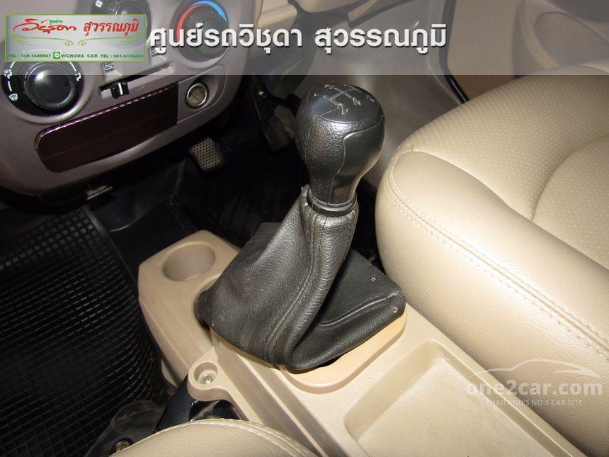 2012 DFM V27 Van