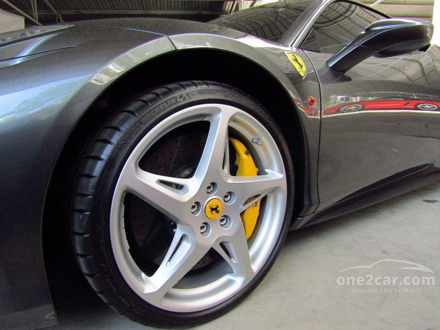 2012 Ferrari 458 Italia Coupe