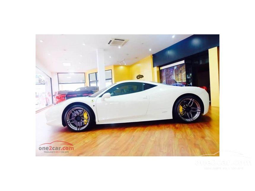 2014 Ferrari 458 Italia Coupe