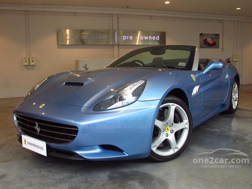 2009 Ferrari California Convertible
