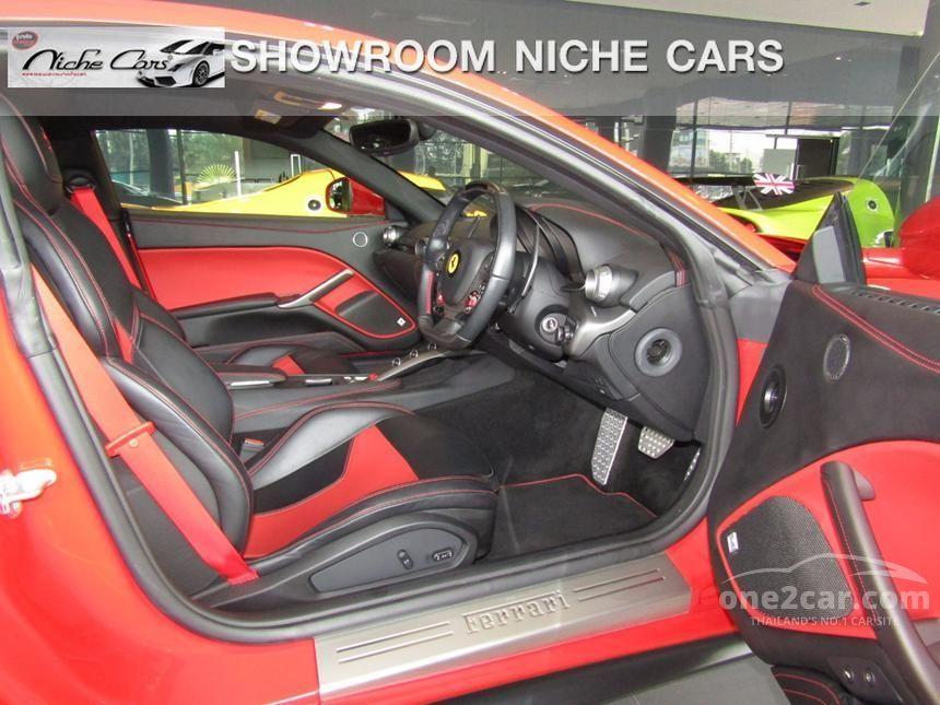 2013 Ferrari F12 Berlinetta Coupe
