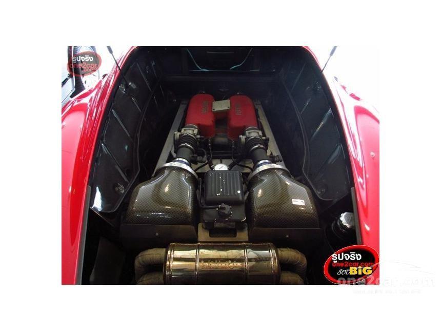 2002 Ferrari F360 Modena Coupe