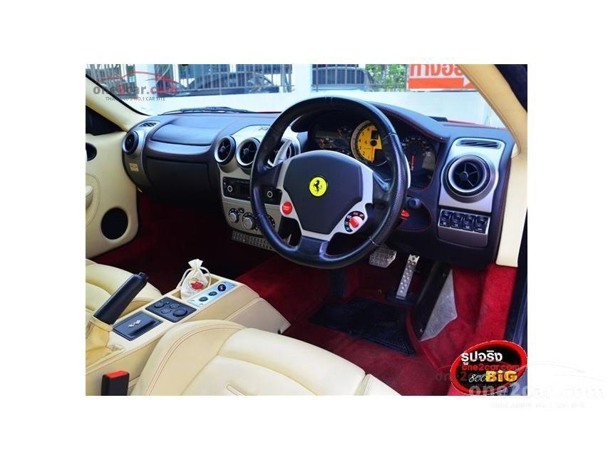 2013 Ferrari F430 V8 Coupe