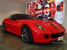 2008 Ferrari F599 Fiorano (ปี 06-13) GTB 6.0 AT Coupe