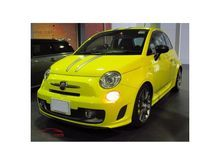 2011 Fiat 500 (ปี 08-16) Tributo Ferrari 1.4 AT Hatchback