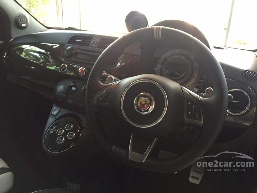 2011 Fiat 500 Tributo Ferrari Hatchback