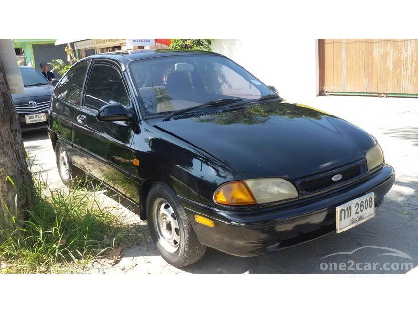 1997 Ford Aspire GL Hatchback