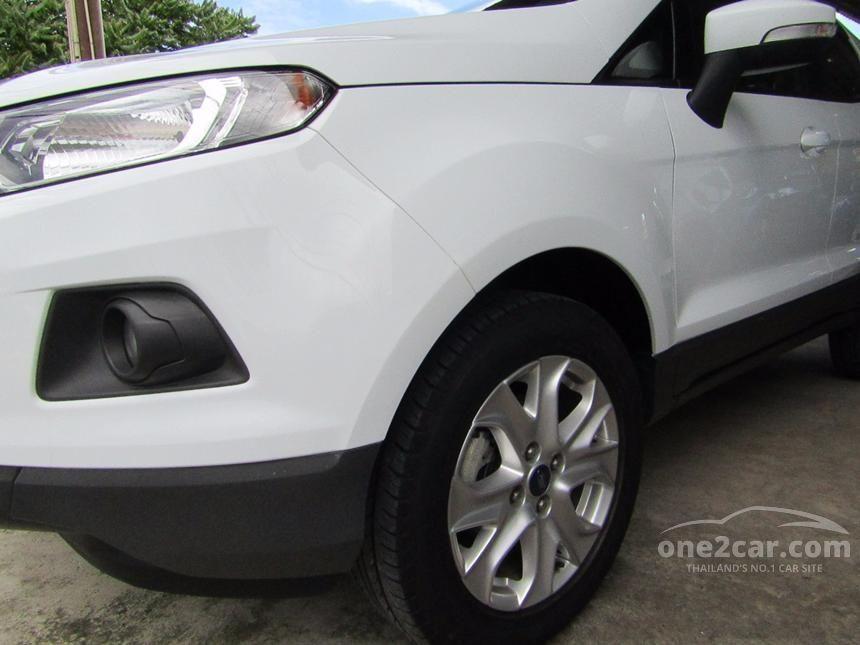 2014 Ford EcoSport Ambiente SUV
