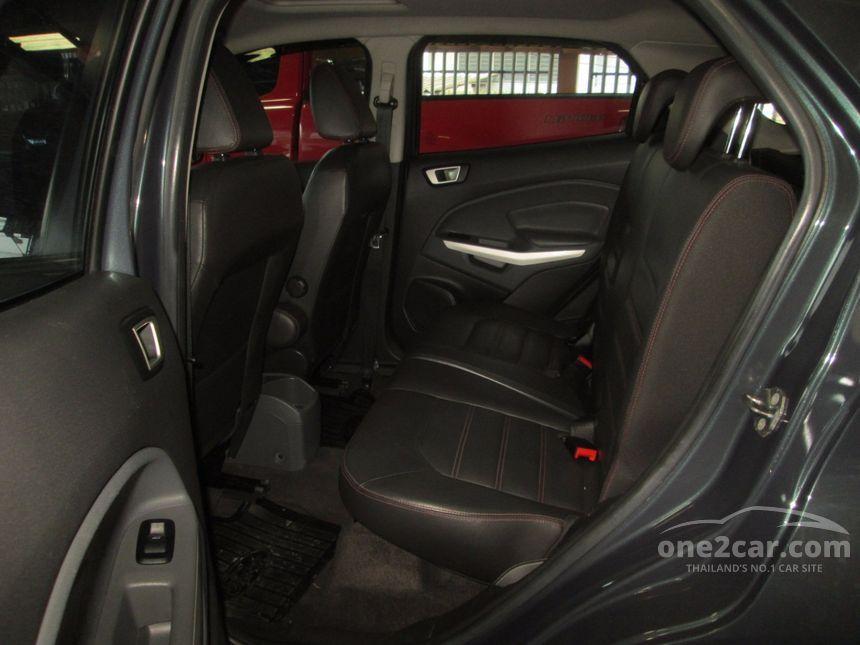 2015 Ford EcoSport Titanium SUV