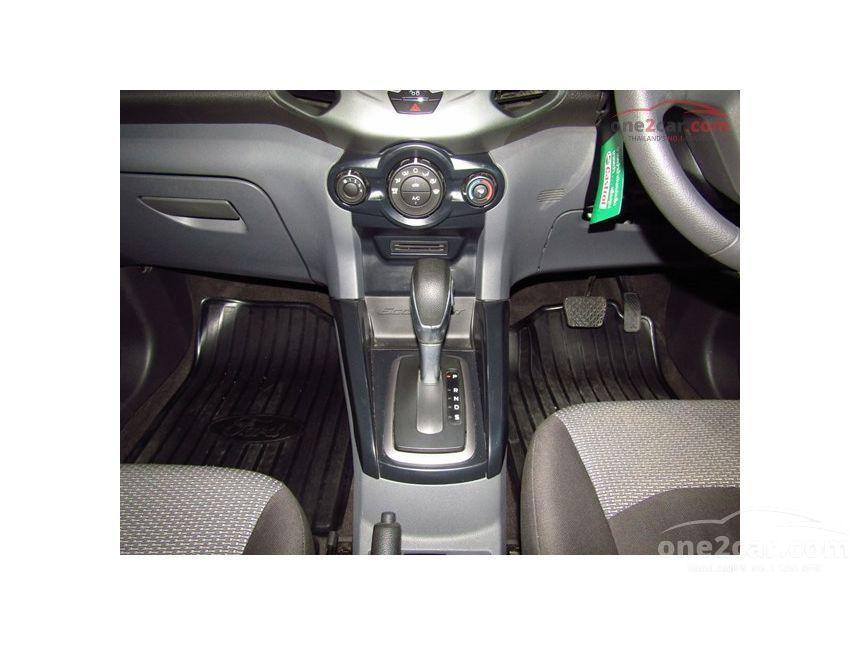 2014 Ford EcoSport Trend SUV