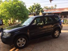 2003 Ford Escape (ปี 03-07) XLT 3.0 AT SUV