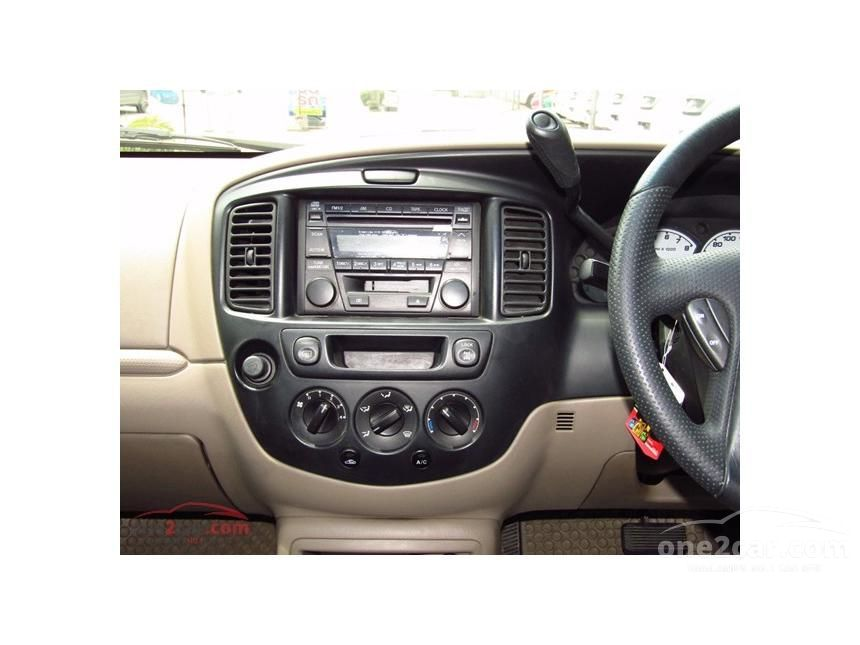 2003 Ford Escape XLT SUV