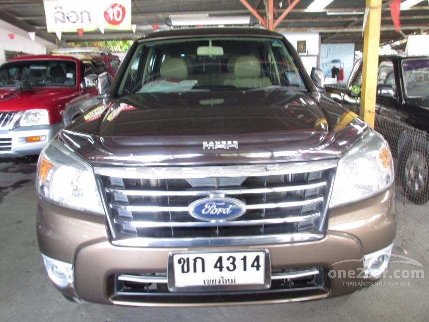 2009 Ford Everest LTD SUV