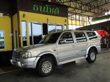2004 Ford Everest (ปี 03-06) LTD 2.5 MT SUV