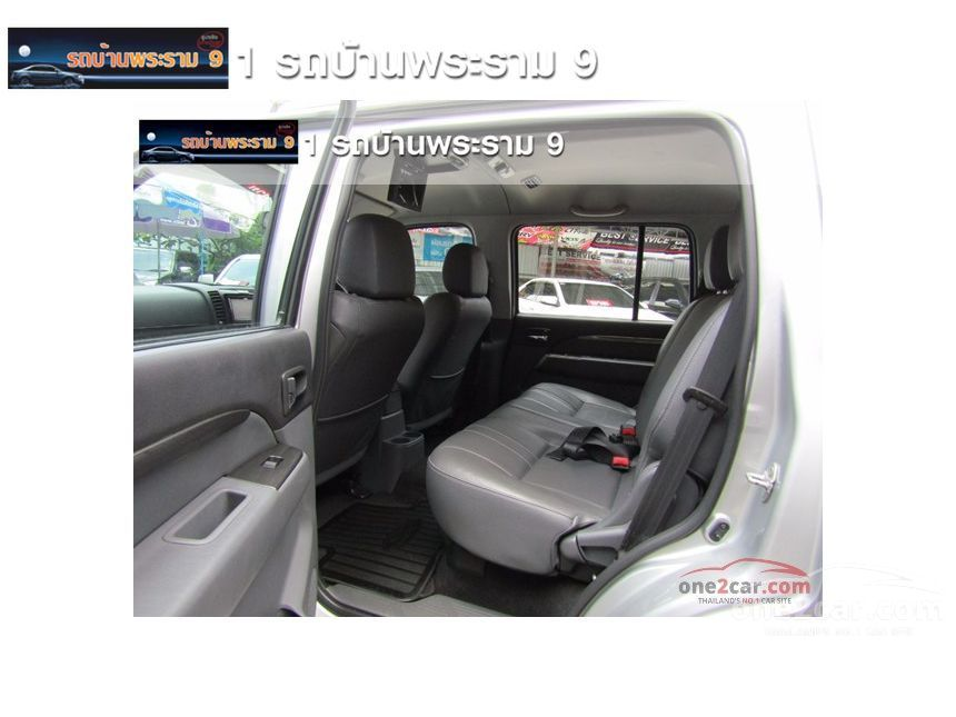 2014 Ford Everest LTD SUV