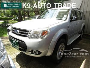 2014 Ford Everest 2.5 (ปี 07-13) LTD TDCi SUV AT