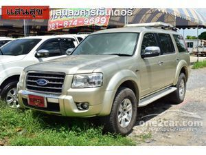 2007 Ford Everest 2.5 (ปี 03-06) LTD SUV AT