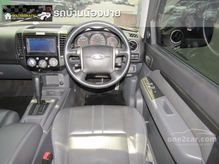 2015 Ford Everest LTD SUV