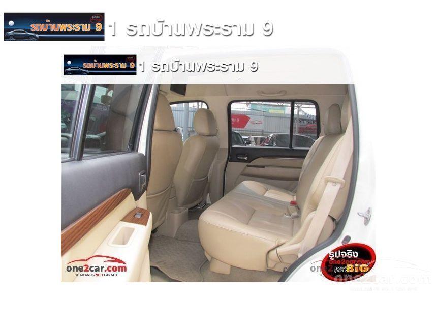 2013 Ford Everest LTD SUV