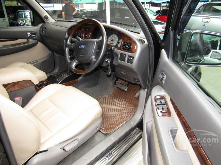 2004 Ford Everest LTD SUV