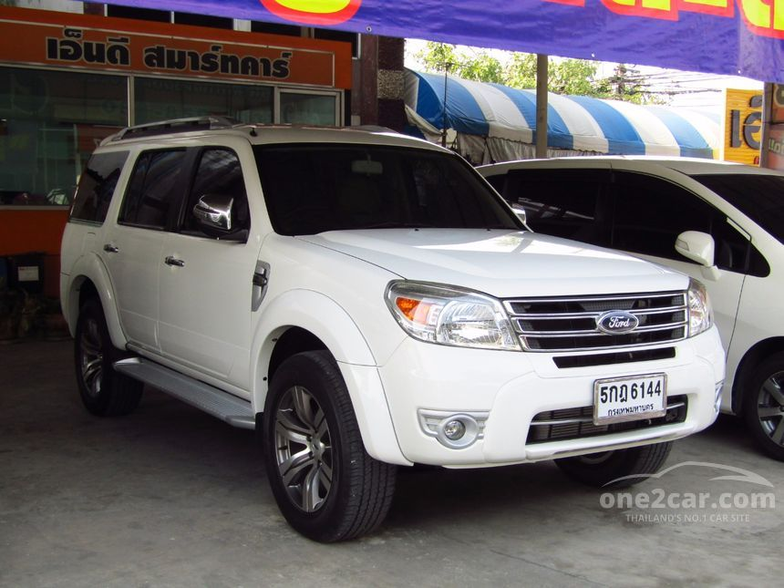 2012 Ford Everest LTD SUV