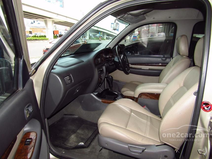 2004 Ford Everest LTD SUV