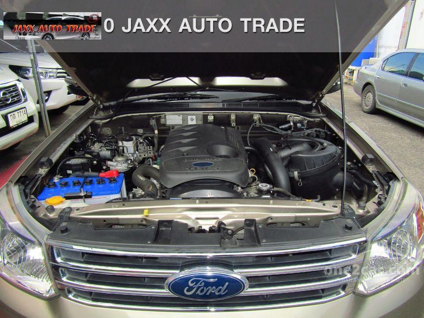 2014 Ford Everest LTD SUV