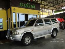 2004 Ford Everest (ปี 03-06) LTD 2.5 MT SUV