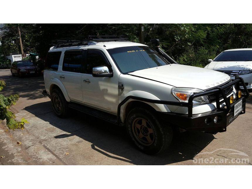 2012 Ford Everest LTD SUV