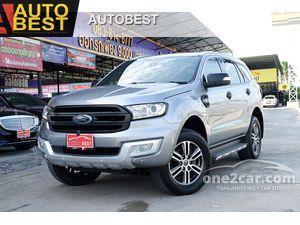 2018 Ford Everest 2.2 (ปี 15-18) Titanium+ SUV