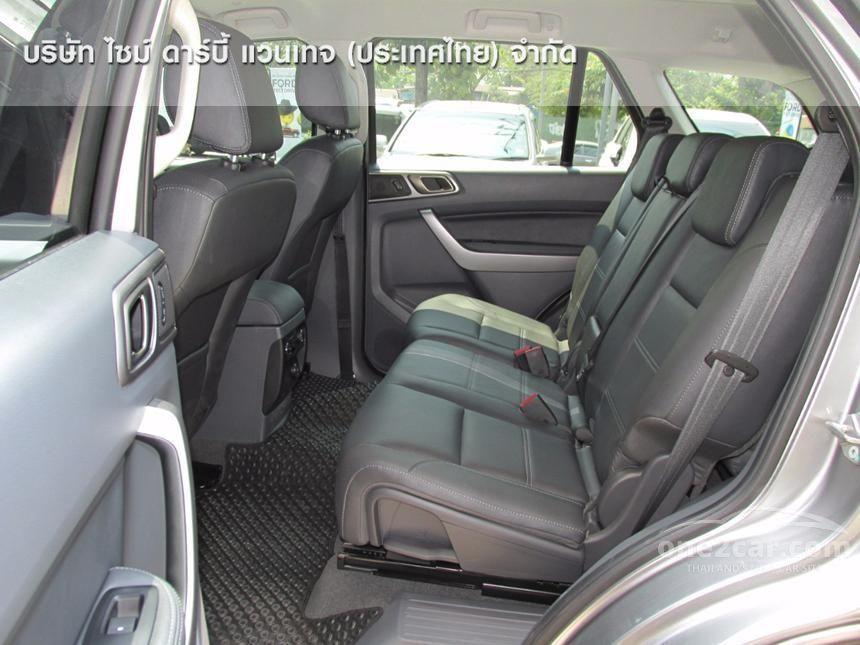 2016 Ford Everest Titanium SUV
