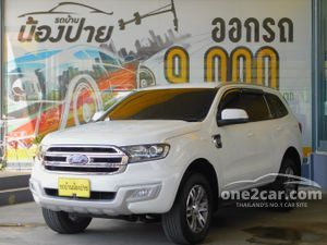2017 Ford Everest 2.2 (ปี 15-18) Titanium SUV AT