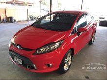 2012 Ford Fiesta (ปี 10-16) Sport+ 1.6 AT Sedan