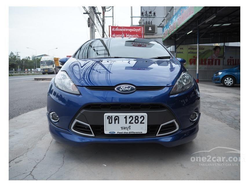 2011 Ford Fiesta Sport+ Hatchback