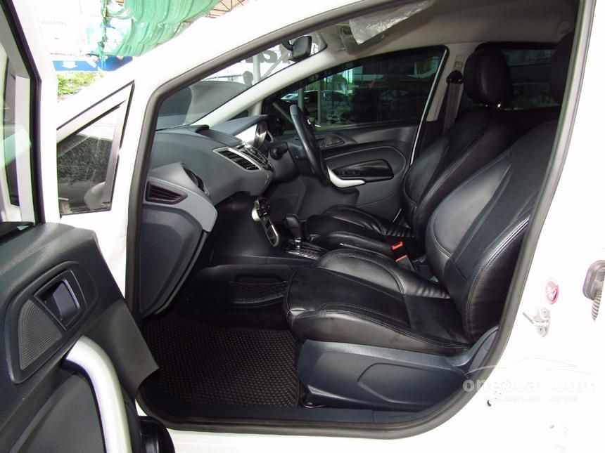 2013 Ford Fiesta Sport Hatchback