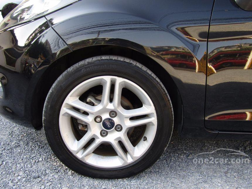 2010 Ford Fiesta Sport Hatchback