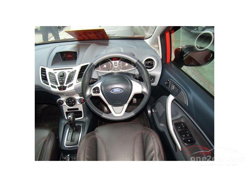 2011 Ford Fiesta Sport Hatchback